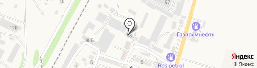 Илийская районная территориальная инспекция комитета ветеринарного контроля и надзора на карте Отегена Батыра