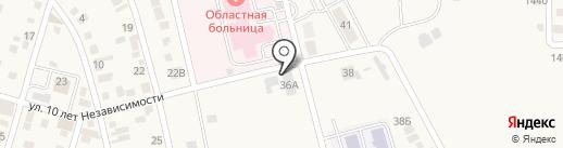 Sk Fitness на карте Отегена Батыра