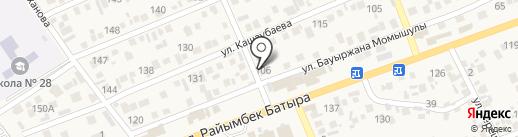 Саддам на карте Бесагаш