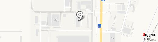 ТехноМир на карте Отегена Батыра