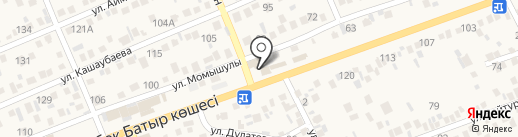 QIWI на карте Бесагаш