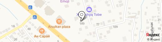 Odas Construction на карте Бесагаш