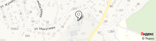 GAMMA на карте Бесагаш