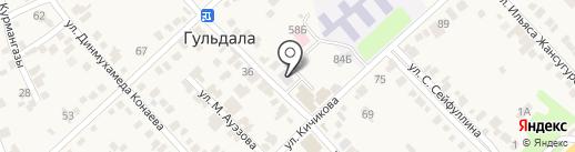 Пекарня на карте Гульдалы