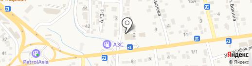 Ихлас стом на карте Туздыбастау