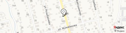 QIWI на карте Туздыбастау