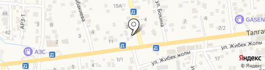 ТрансСтройСнаб на карте Туздыбастау