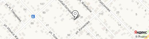 Малика, магазин на карте Гульдалы