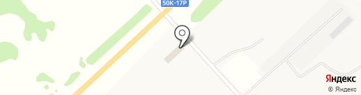 ЛеониС на карте Красного Яра