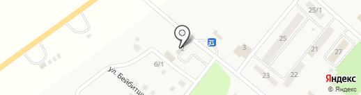 Магазин на карте Касымы Кайсеновой