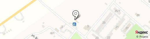 Қасым Қайсенов на карте Касымы Кайсеновой