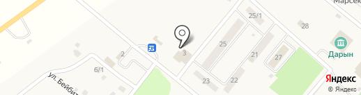 Сапа, ТОО на карте Касымы Кайсеновой