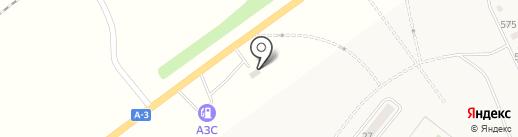 Салем на карте Касымы Кайсеновой