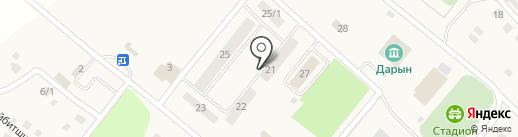 КАЗПОЧТА на карте Касымы Кайсеновой