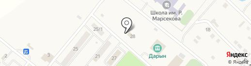 Прокуратура Уланского района на карте Касымы Кайсеновой