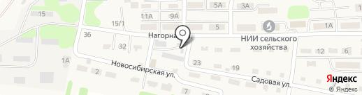 Производственная компания на карте Опытного поля