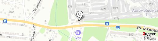 ZAP247 на карте Усть-Каменогорска