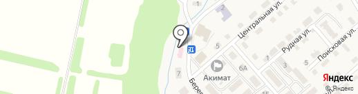 Участковый пункт полиции №14 на карте Опытного поля