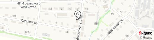 Магазин хозтоваров на карте Опытного поля