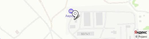 Айгерим, ТОО на карте Усть-Каменогорска
