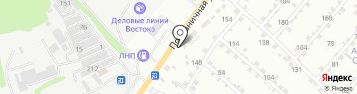 Нұр-Авто на карте Усть-Каменогорска