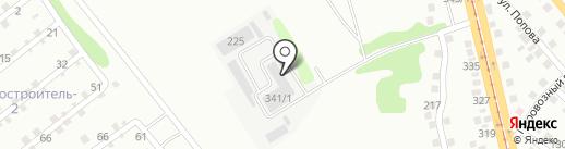 Казахское специализированное ремонтно-наладочное предприятие, ТОО на карте Усть-Каменогорска