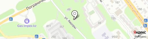 Libido.kz на карте Усть-Каменогорска