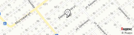 Правильные окна на карте Усть-Каменогорска