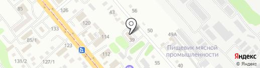 Институт судебной экспертизы по Восточно-Казахстанской области на карте Усть-Каменогорска