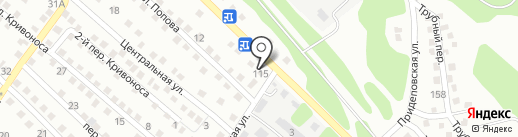 AUX на карте Усть-Каменогорска