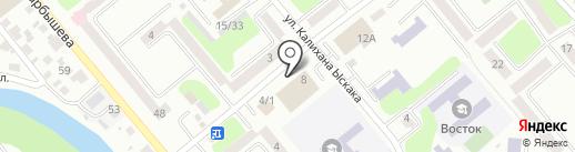Центр правильного сна на карте Усть-Каменогорска