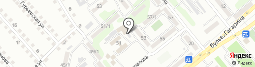 Магазин автозапчастей для иномарок на карте Усть-Каменогорска