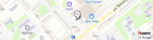 Doner на карте Усть-Каменогорска