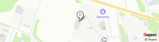 СервисАвто на карте Усть-Каменогорска