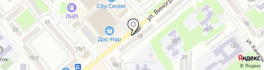 Аппетит на карте Усть-Каменогорска