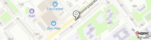 KID BOOM на карте Усть-Каменогорска
