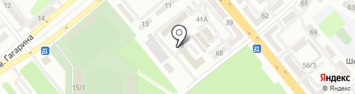 OTAU TV на карте Усть-Каменогорска