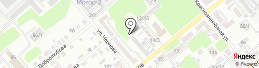 BARDAHL на карте Усть-Каменогорска