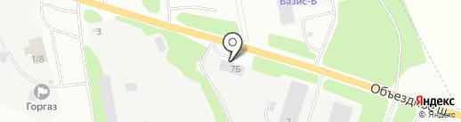 Центр авторазбора для BMW на карте Усть-Каменогорска