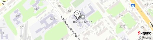 VEYRON, ТОО на карте Усть-Каменогорска