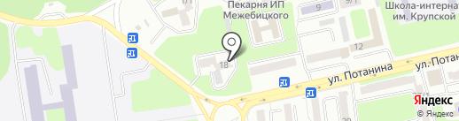 Восточно-Казахстанский Центр реабилитации слуха, ТОО на карте Усть-Каменогорска