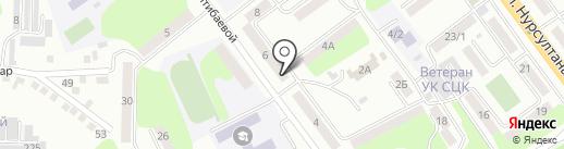 Exclusive studio на карте Усть-Каменогорска