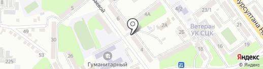 CompArt на карте Усть-Каменогорска