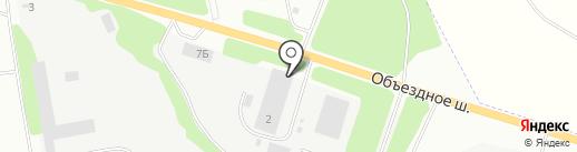 Арсенал Плюс, ТОО на карте Усть-Каменогорска