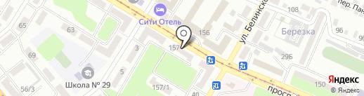 ArtDesign на карте Усть-Каменогорска