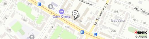 Лимб 2, ТОО на карте Усть-Каменогорска