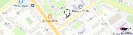 GLOBAL Shop&Service на карте Усть-Каменогорска