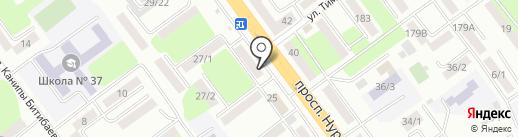 М-ломбард, ТОО на карте Усть-Каменогорска