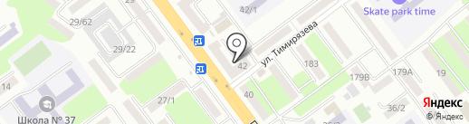 ГЕОСТАНДАРТ инжиниринг на карте Усть-Каменогорска