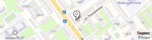 Геолан, ТОО на карте Усть-Каменогорска